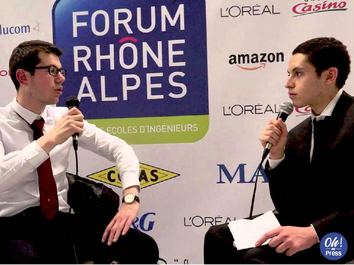 Relations Presse / Forum Rhône-Alpes